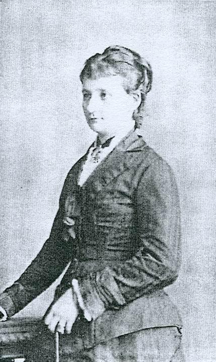 Maria z książąt Sapiehów żona hr. Stanisława Żółtowskiego