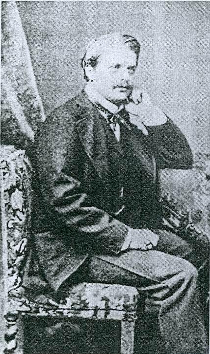 Stanisław hr. Żółtowski właściciel Niechanowa