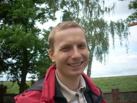Maciej Żółtowski z Warszawy członek Zarządu, odpowiedzialny za stronę internetową