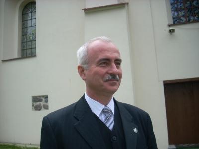 Mariusz Żółtowski ze Sztumu Zastępca Prezesa Zarządu Związku Rodu Żółtowskich