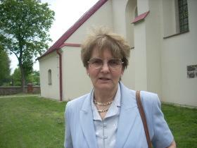 Natalia Żółtowska ze Skierniewic członek Zarządu, sekretarz