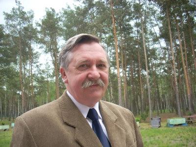 Rafał Żółtowski z Korycina Prezes Zarządu Związku Rodu Żółtowskich