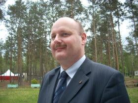 Stefan Żółtowski z Warszawy członek Zarządu