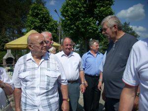 Zbyszek z Warszawy, Mariusz, Jerzy z Korytowa (Mszczonów), Piotr z Sandomierza, Kazimierz z Kutna