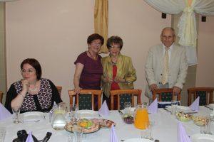 Anna i Halinka z Podkowy Leśnej, Kalina i Jurek z Torunia