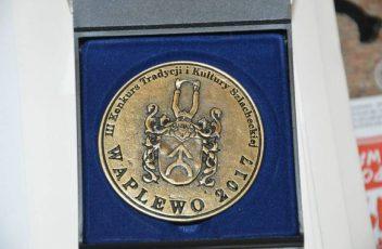 medal Waplewo -dwa